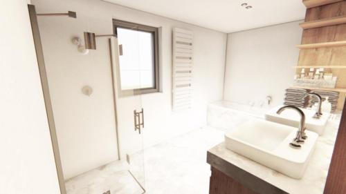 vizualizace koupelna Photo - 1